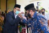 Usai bertemu Menag, gubernur-pejabat-wartawan NTB dites cepat dan usap