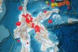 BMKG : Gempa magnitudo 4,9 landa Luwu Timur tidak berpotensi  tsunami