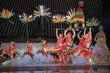 Akulturasi budaya Kota Semarang, Sanggar Greget tampilkan Tari Manggar Warak