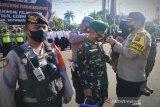 Tim Reaksi Cepat Kotim disebar tindak warga tidak menggunakan masker
