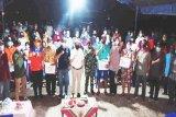 Bupati Kapuas salurkan bantuan korban kebakaran di Pujon