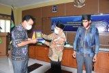 Bupati dan Ketua DPRD Lombok Utara terima kunker Komisi II dan IV DPRD Badung
