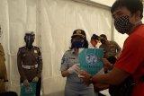 Jasa Raharja turut berpartisipasi dalam bhakti sosial Ditlantas Polda Lampung