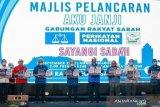 16.877 orang akan mencoblos di Sabah