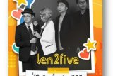 Ten2Five merilis lagu