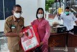 Dinas Sosial Kalteng salurkan bantuan tahap dua sebanyak 112.429