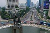 PSBB dinilai berhasil menekan pertambahan kasus COVID-19 di Jakarta