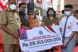 Gubernur Sulut salurkan Rp28,31 miliar untuk pengadaan gawai