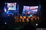 Kru kapal Belanda Arka Kinari gelar Konser gratis hibur warga Pulau Banda