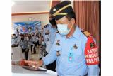 Kakanwil Sulsel resmikan inovasi produk layanan Rutan Makassar