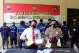 Polisi tangkap lagi dua orang kelompok aksi intoleran di Solo