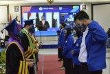 3.857 mahasiswa baru Udinus Semarang dilantik secara virtual
