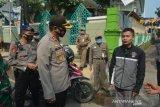 35 orang langgar protokol kesehatan di Batang terjaring operasi yustisi
