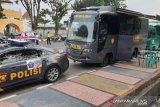 Puluhan warga Palembang terjaring operasi yustisi  disiplin masker