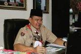 Ketua Kwarcab Pramuka Pringsewu izinkan anggota ikut seleksi komponen cadangan pertahanan negara
