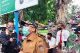 Padang sosialisasikan sanksi bagi warga tak gunakan masker