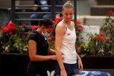 Pliskova melaju ke putaran kedua French Open