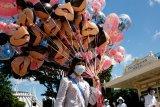 Disneyland Hong Kong kembali dibuka pada 25 September