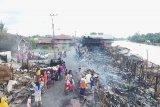 Polres Kapuas minta bantuan Tim Labfor selidiki kebakaran Pujon