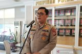 Mirasnya di sita polisi, HS nekat tabrak gerbang kantor Polres Tasikmalaya Kota