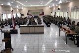 SPN Polda Sulteng lakukan tes usap  46 bintara beralih golongan