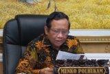 Mahfud sebut Pemerintah tidak ingin pimpinan 270 daerah dijabat Plt