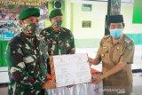 Pemkab Kotim apresiasi TMMD bantu percepatan pembangunan desa terisolasi