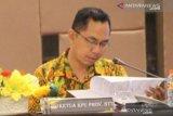 KPU batasi peserta pleno penarikan nomor urut paslon cegah COVID-19