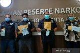 Polres Metro Jakpus tangkap 3 pengedar sabu berkedok komunitas ojek online