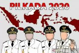 Ini tahapan penindakan pelanggar protokol COVID-19 di Pilkada 2020