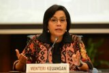 Menteri Keuangan sebut pendapatan negara turun 13,1 persen