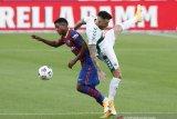 Ansu Fati resmi perpanjang kontraknya di Barcelona
