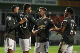 Piala Liga Inggris: Man United melaju ke putaran empat