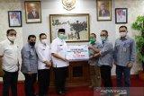 Pemkot Solok terima bantuan CSR Rp150 juta dari Bank Nagari untuk dukung dunia pendidikan