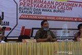 KPU Agam tetapkan dua pasangan calon bupati-wakil bupati, dua nyusul
