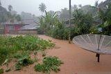 BPBD : Banjir rendam Padang di sejumlah titik