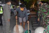 Satpol PP Yogyakarta mencatat anak muda dominasi pelanggar aturan masker