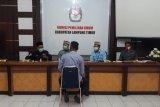 KPU Lampung Timur tetapkan pasangan calon bupati dan wakil bupati pada pilkada 2020