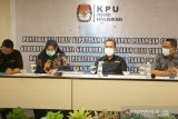 Tiga pasangan calon  dalam Pilkada Kepri 2020