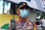 Ratusan personel polisi kawal penetapan pasangan calon kepala daerah di KPU Sumbar
