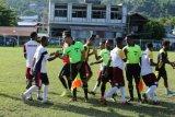 Persewar Waropen menang 2-1 atas Asnab FC dalam laga uji coba
