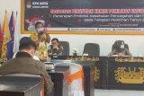 KPU tetapkan tiga pasangan calon di Pilkada Bandarlampung
