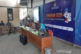 KPU Gunung Kidul menetapkan empat pasangan calon peserta Pilkada 2020