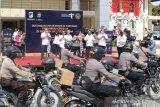 Polda Sulteng bantu salurkan 11 ribu paket dari Kemenparekraf
