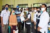 Pemkab Kapuas salurkan bantuan beras untuk penerima PKH