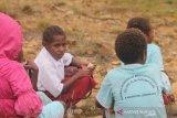 Pelajar wilayah pedalaman Papua tidak menikmat internet gratis