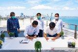 PT Pelindo IV kerja sama dengan Nindya Karya bangun dermaga kontainer
