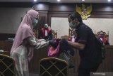 Pinangki klaim tidak sebut nama Hatta Ali-Burhanuddin saat penyidikan