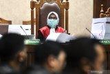 Mantan Kepala Divisi Investasi Jiwasraya dituntut 18 tahun penjara