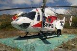Helikopter BNPB digunakan untuk jemput sampel pemeriksaan COVID-19 di daerah terpencil